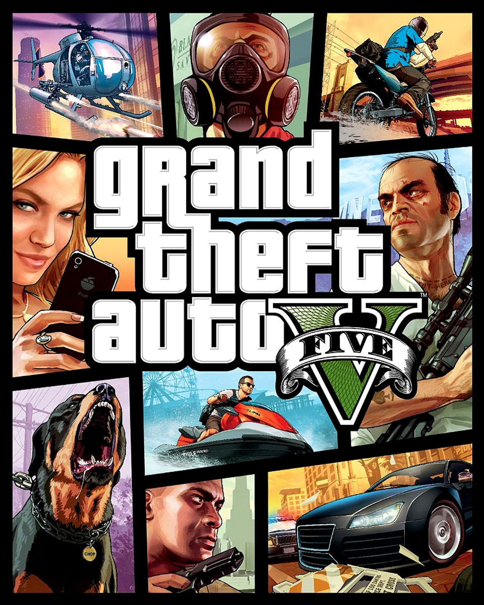 DIGITAL CODE - PCG Grand Theft Auto 5 - GTA V