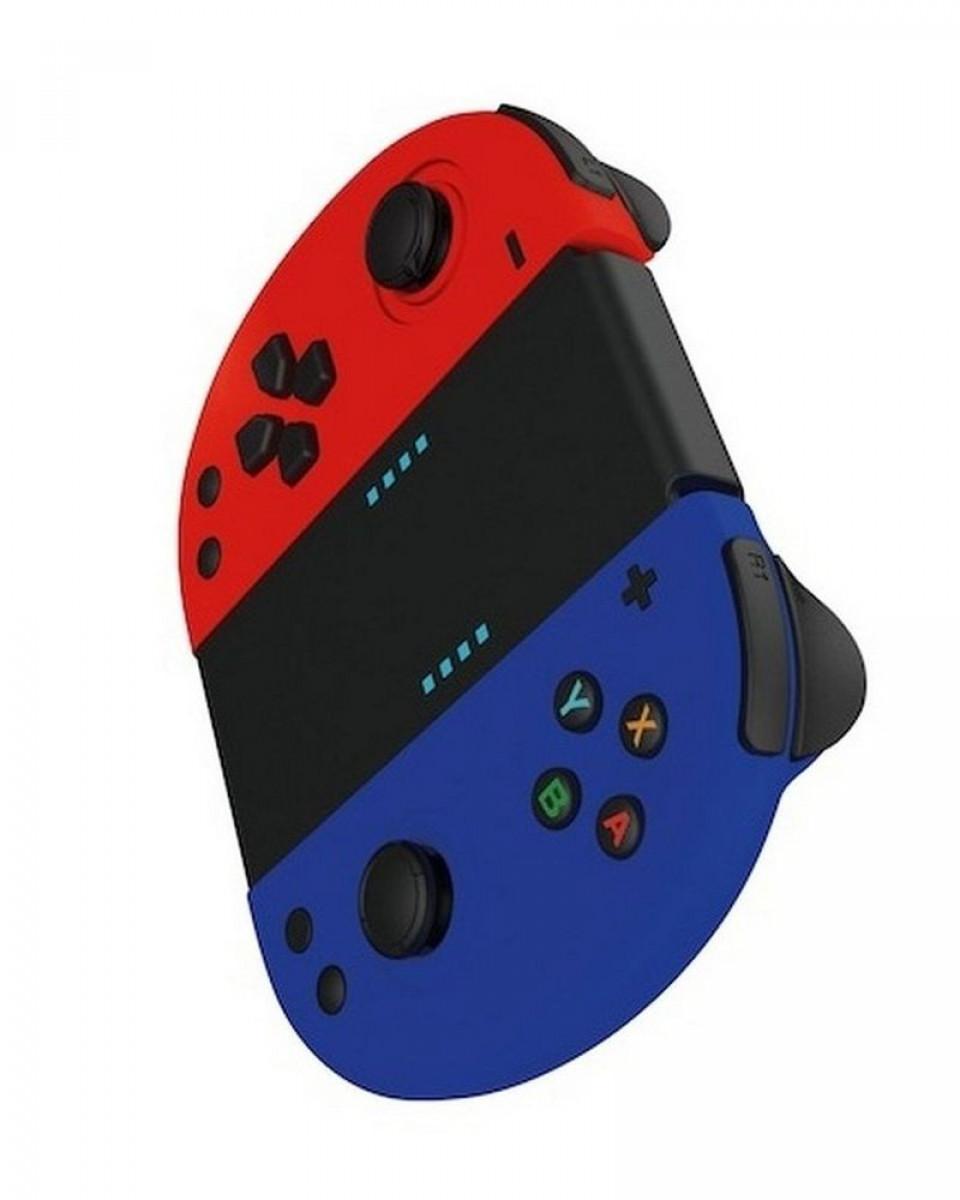 Gamepad Gioteck JC-20 - Dark Red/Dark Blue