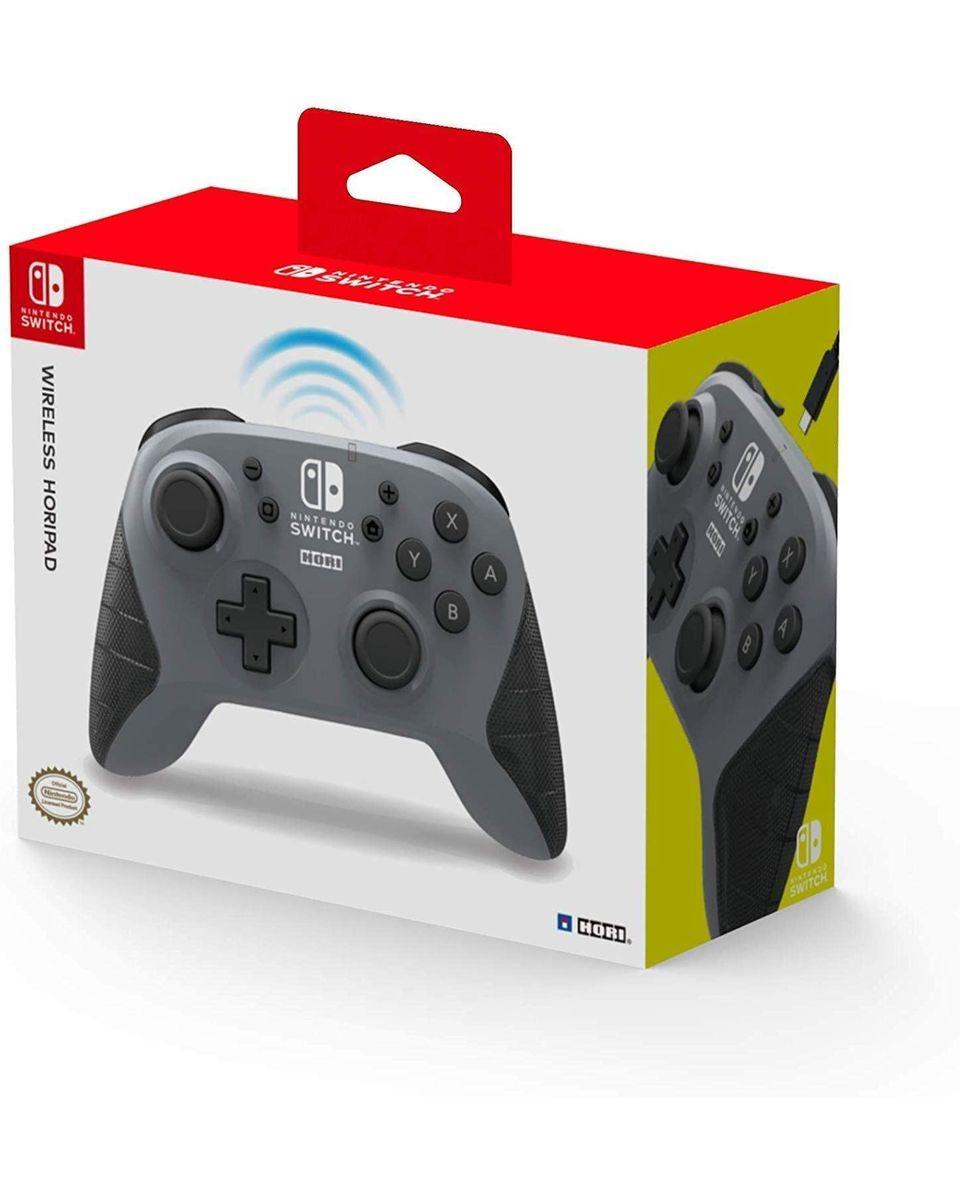 Gamepad HORI Wireless Gray