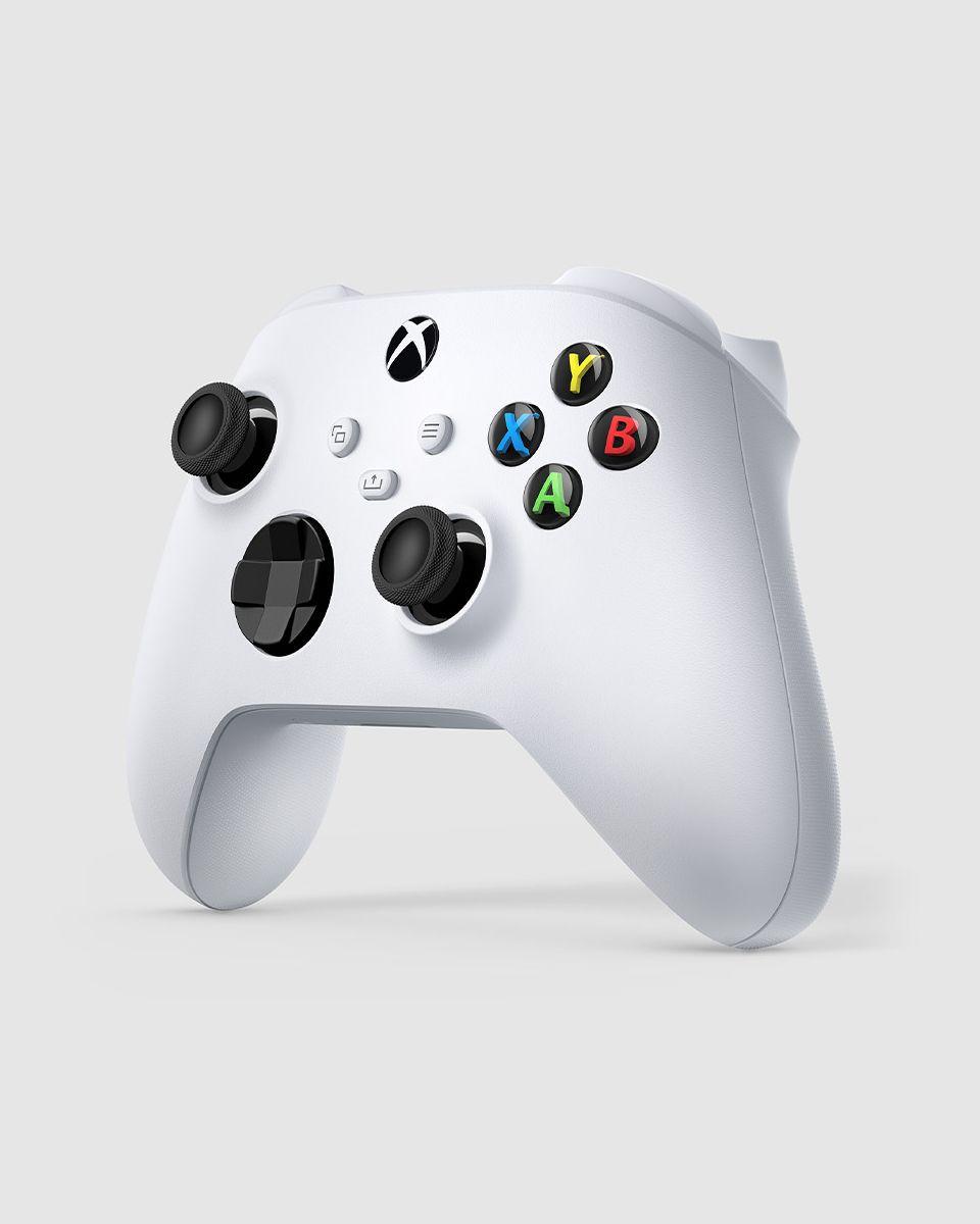 Gamepad Microsoft XBOX Series X Wireless Controller - Robot White