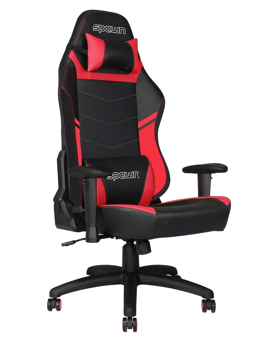 Gaming Stolica Spawn Knight Series Red