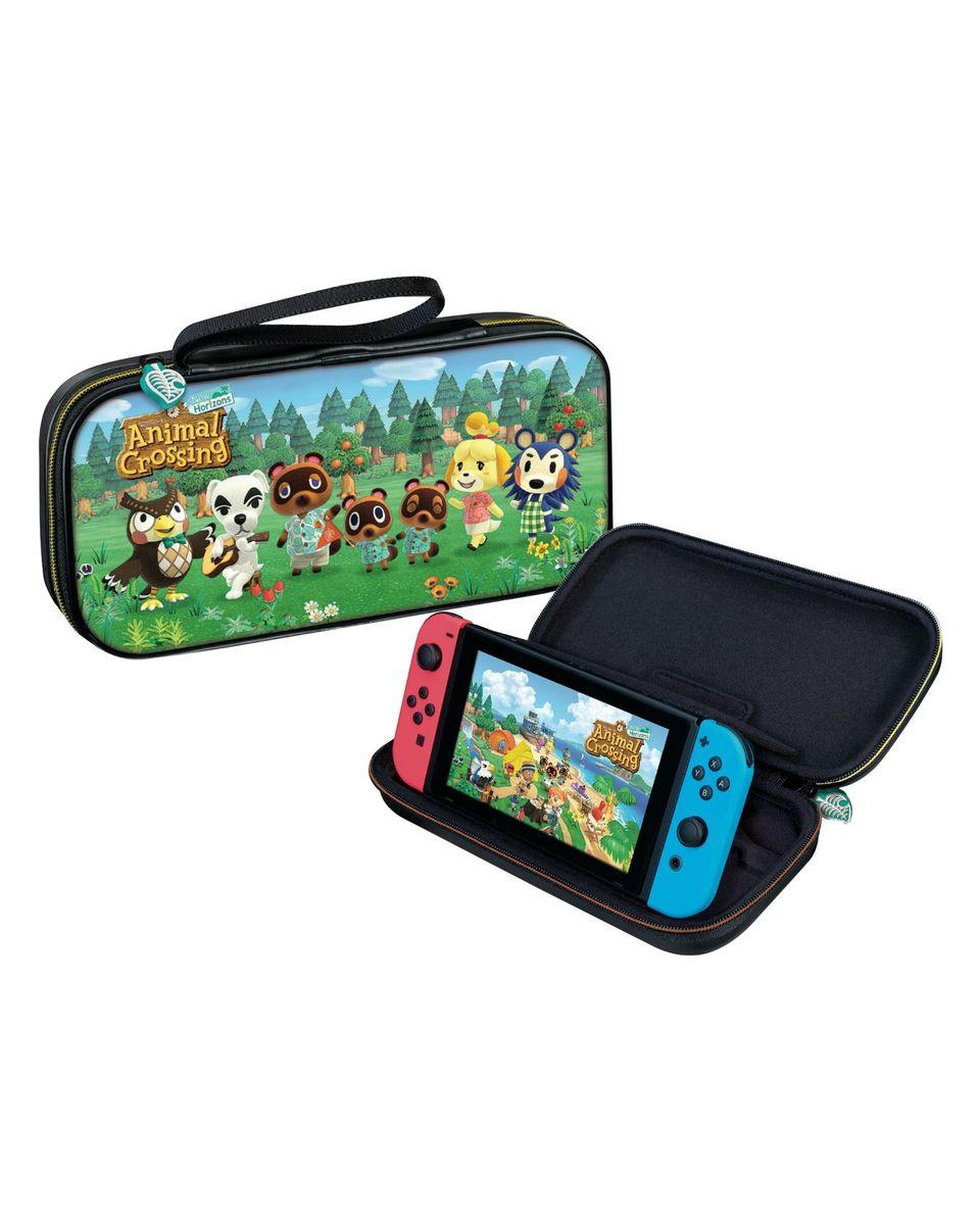 Nintendo Switch Game Traveler Case - Animal Crossing Edition