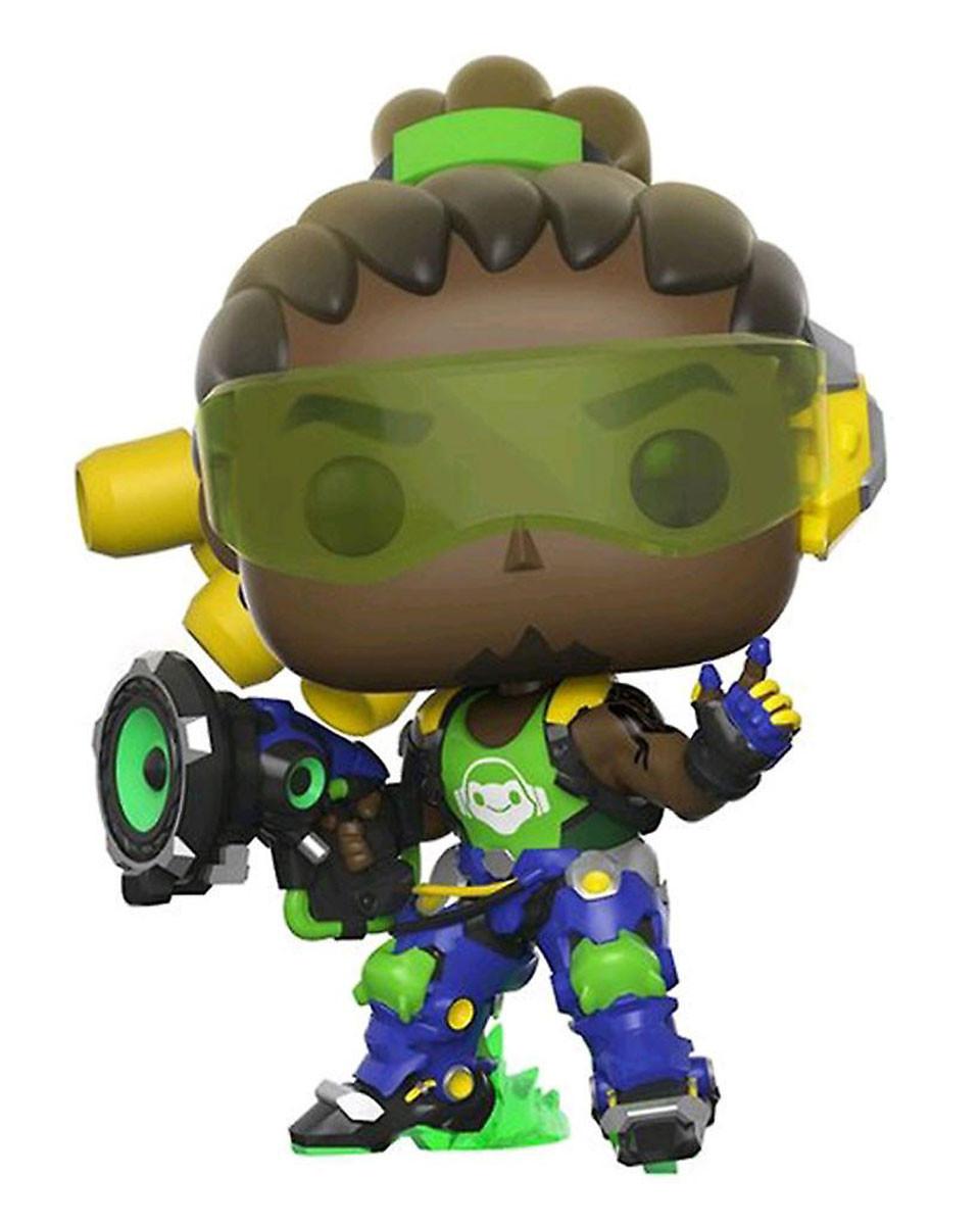 Bobble Figure Overwatch POP! - Lucio