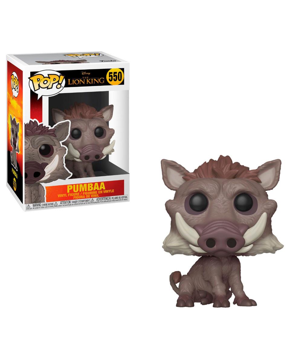 Bobble Figure Disney Lion King POP! - Pumbaa