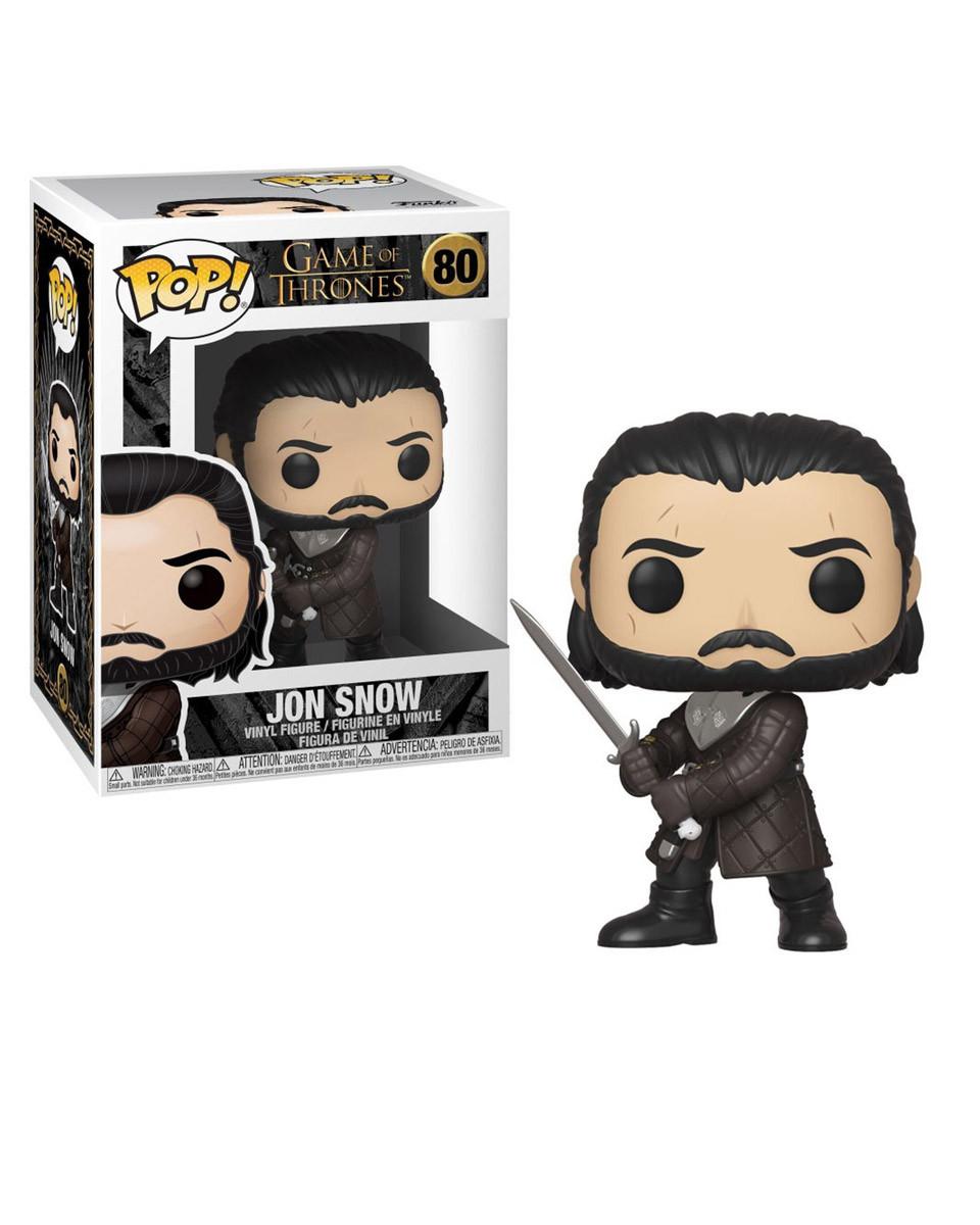 Bobble Figure POP! Game of Thrones - Jon Snow ( Season 8 )