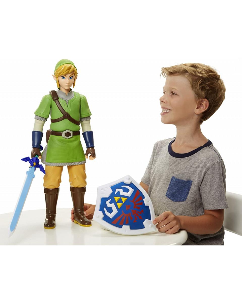Action Figure The Legend of Zelda Skyward Sword Deluxe Big Figs - Link