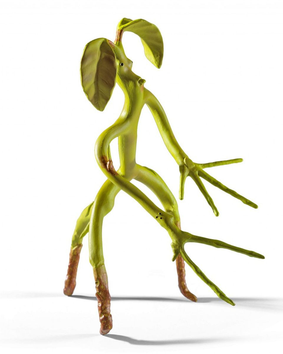 Statue Fantastic Beasts Bendable & Poseable - Bowtruckle