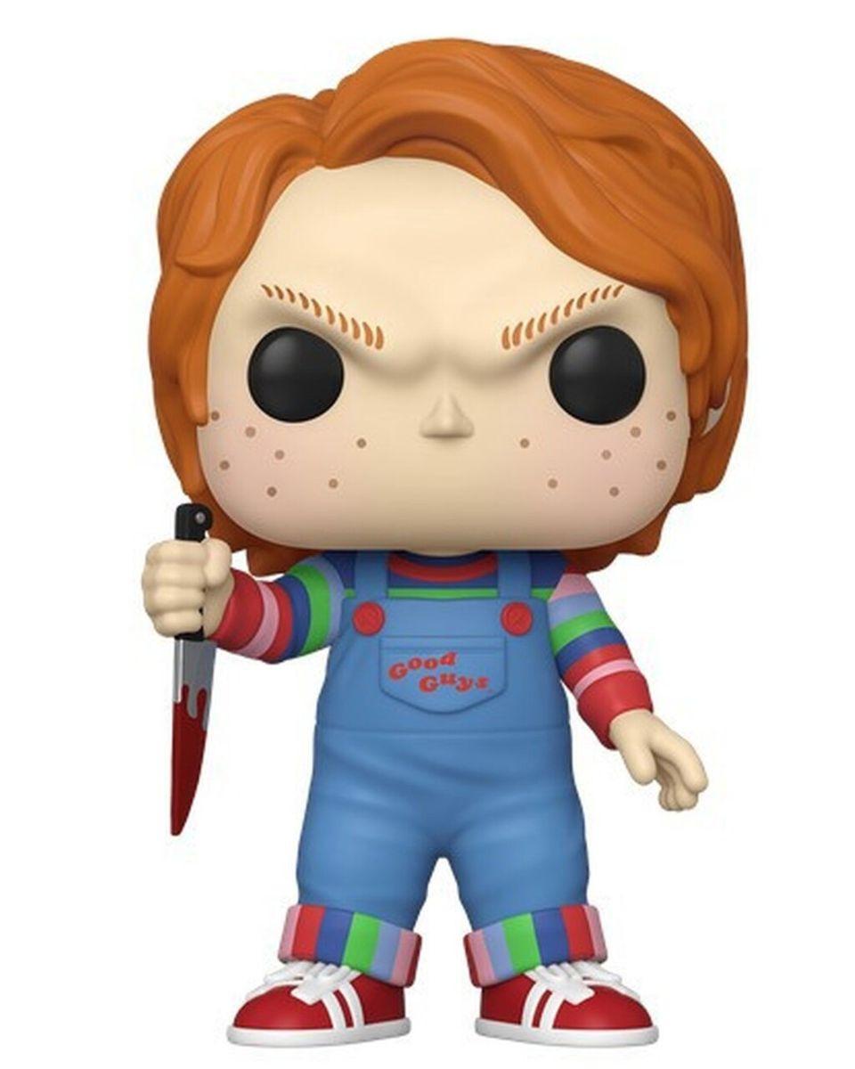 Bobble Figure Child´s Play Super Sized POP! - Chucky