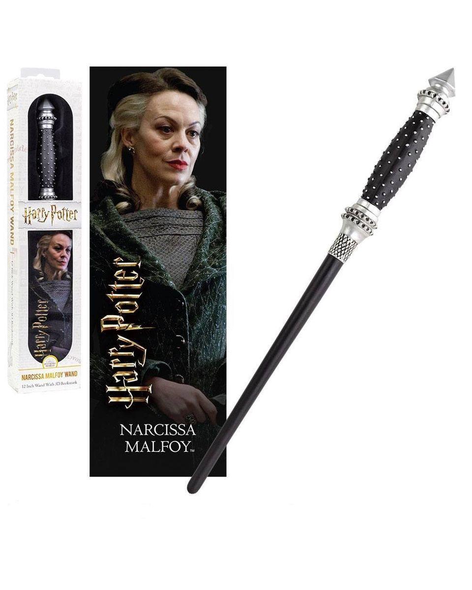 Čarobni štap i bukmarker Harry Potter - Narcissa Malfoy