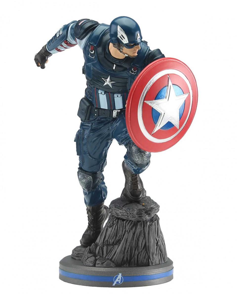 Statue Avengers 2020 Video Game 1/10 - Captain America