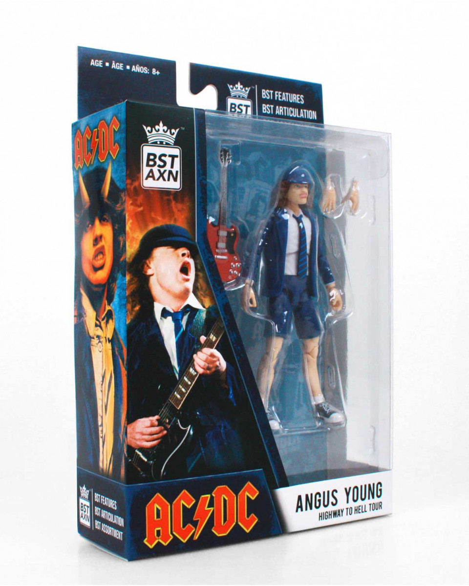Action Figure AC/DC BST AXN - Angus Young