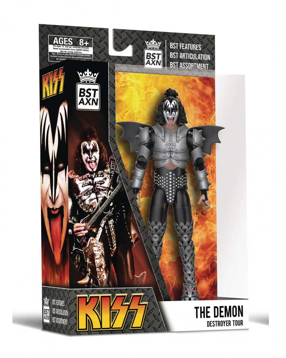 Action Figure Kiss BST AXN - The Demon