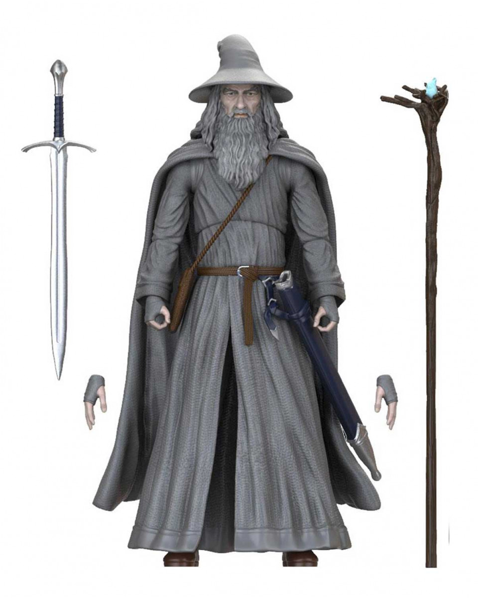 Action Figure Lord of the Rings BST AXN - Gandalf