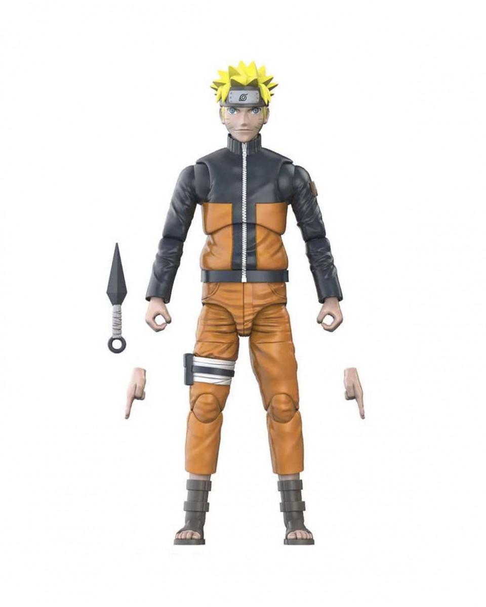 Action Figure Naruto BST AXN - Naruto Uzimaki