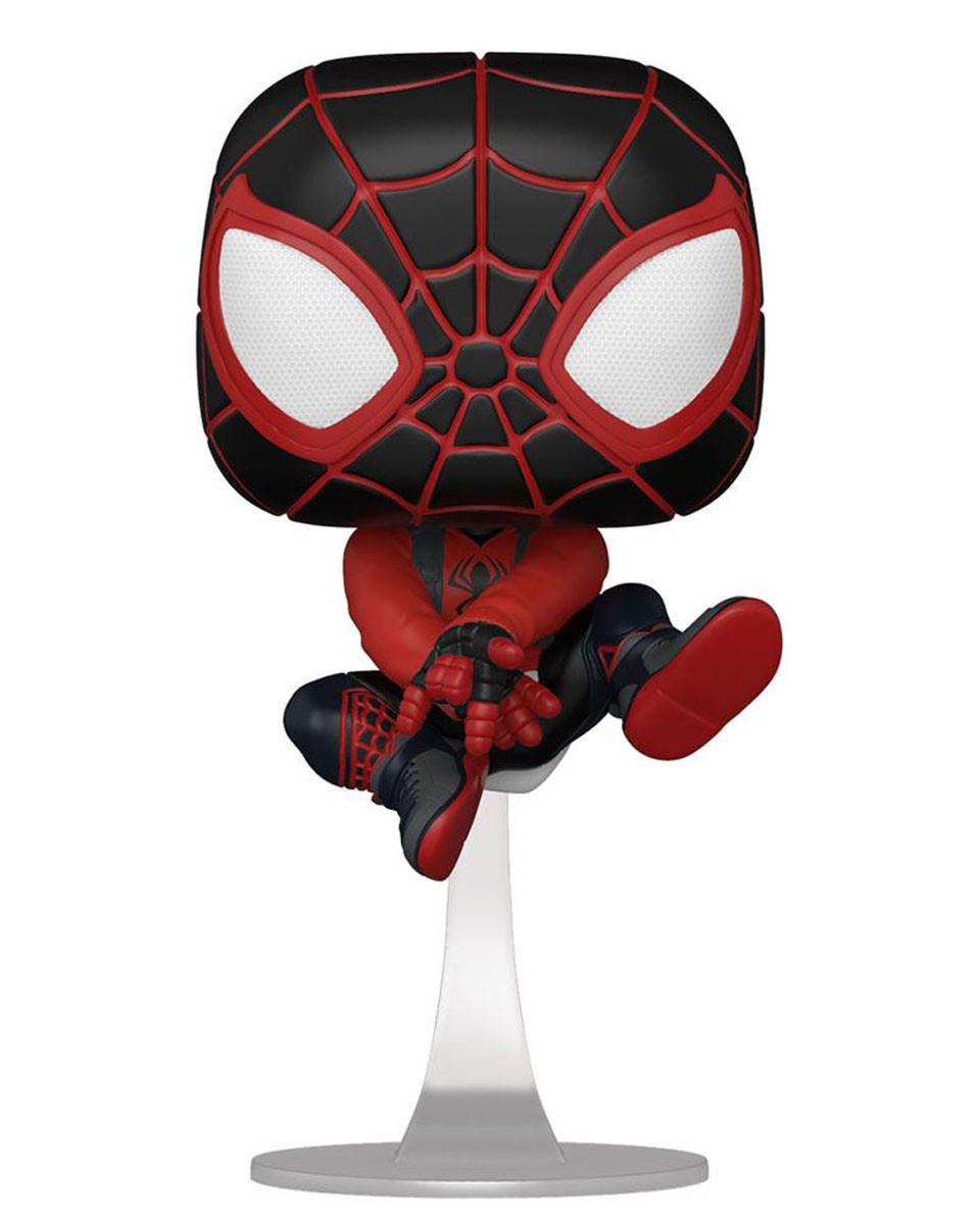 Bobble Figure Marvel Gamerverse POP! - Miles Morales - Bodega Cat Suit