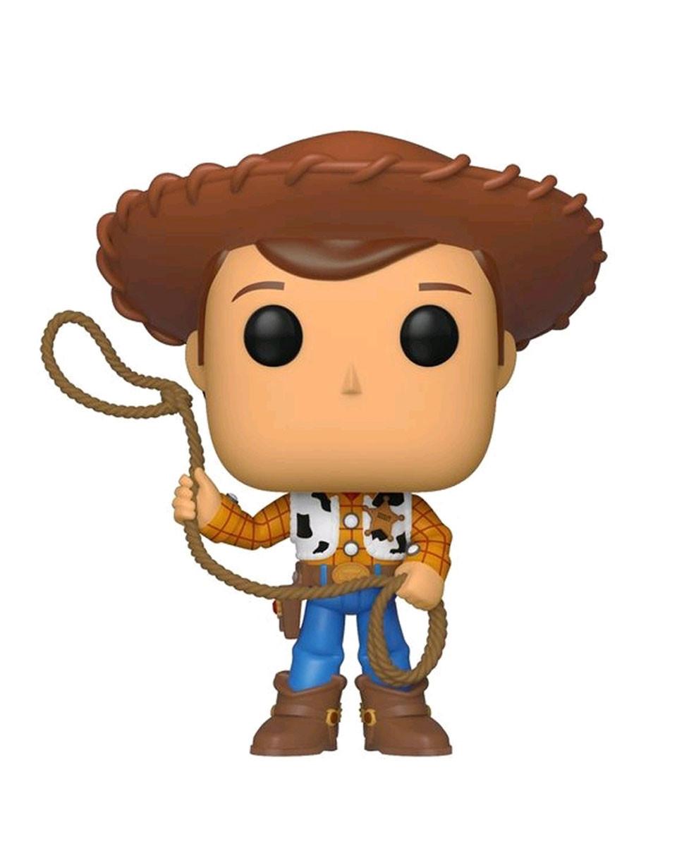 Bobble Figure Toy Story 4 Disney POP! - Sheriff Woody