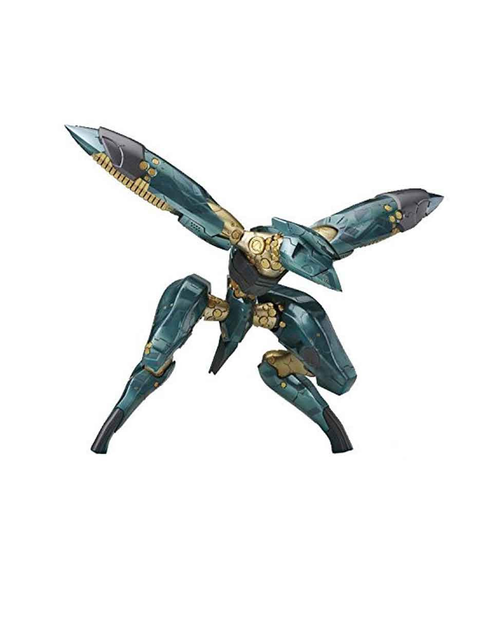 Action Figure Metal Gear Solid 4 - Guns Of The Patriots Ray