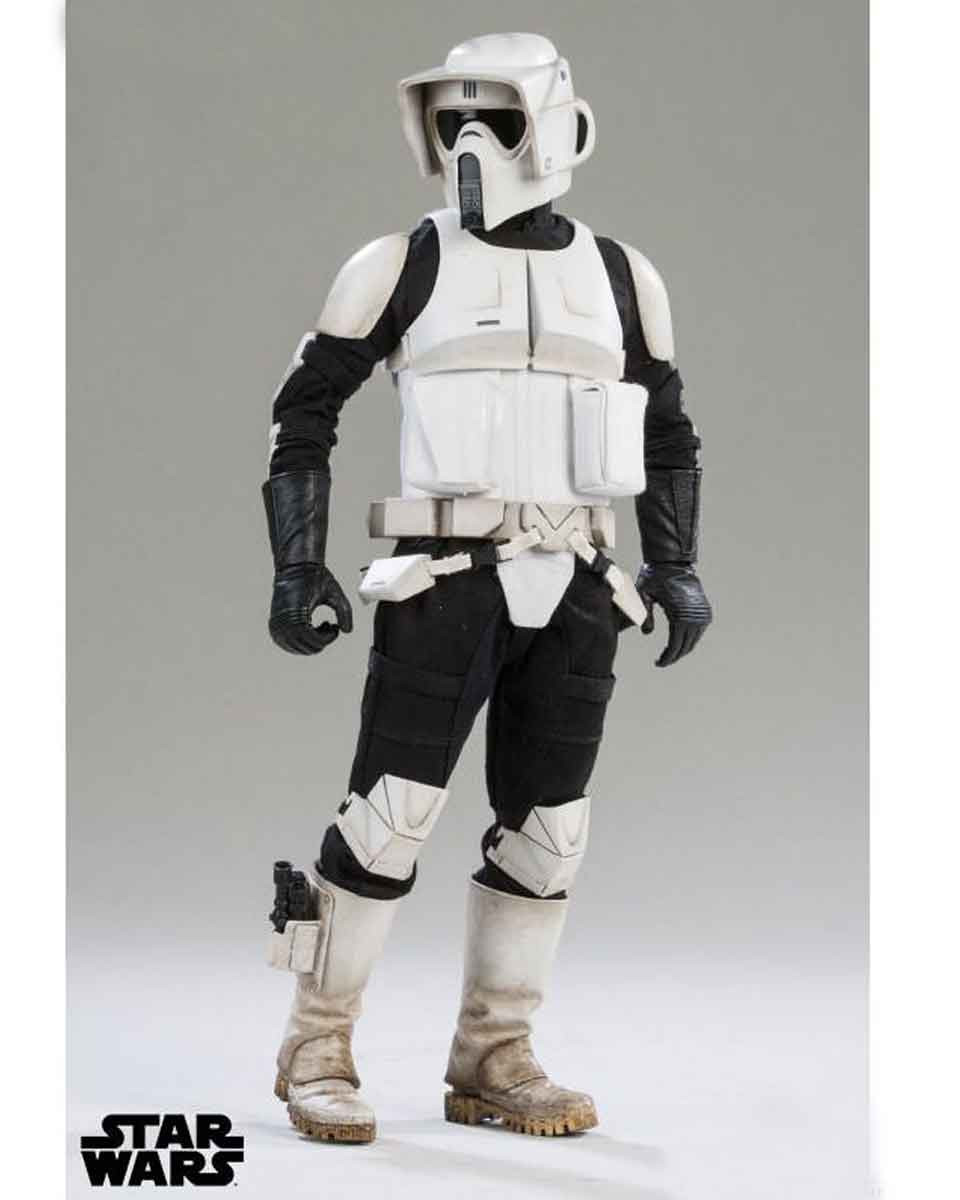 Action Figure Star Wars - Scout Trooper