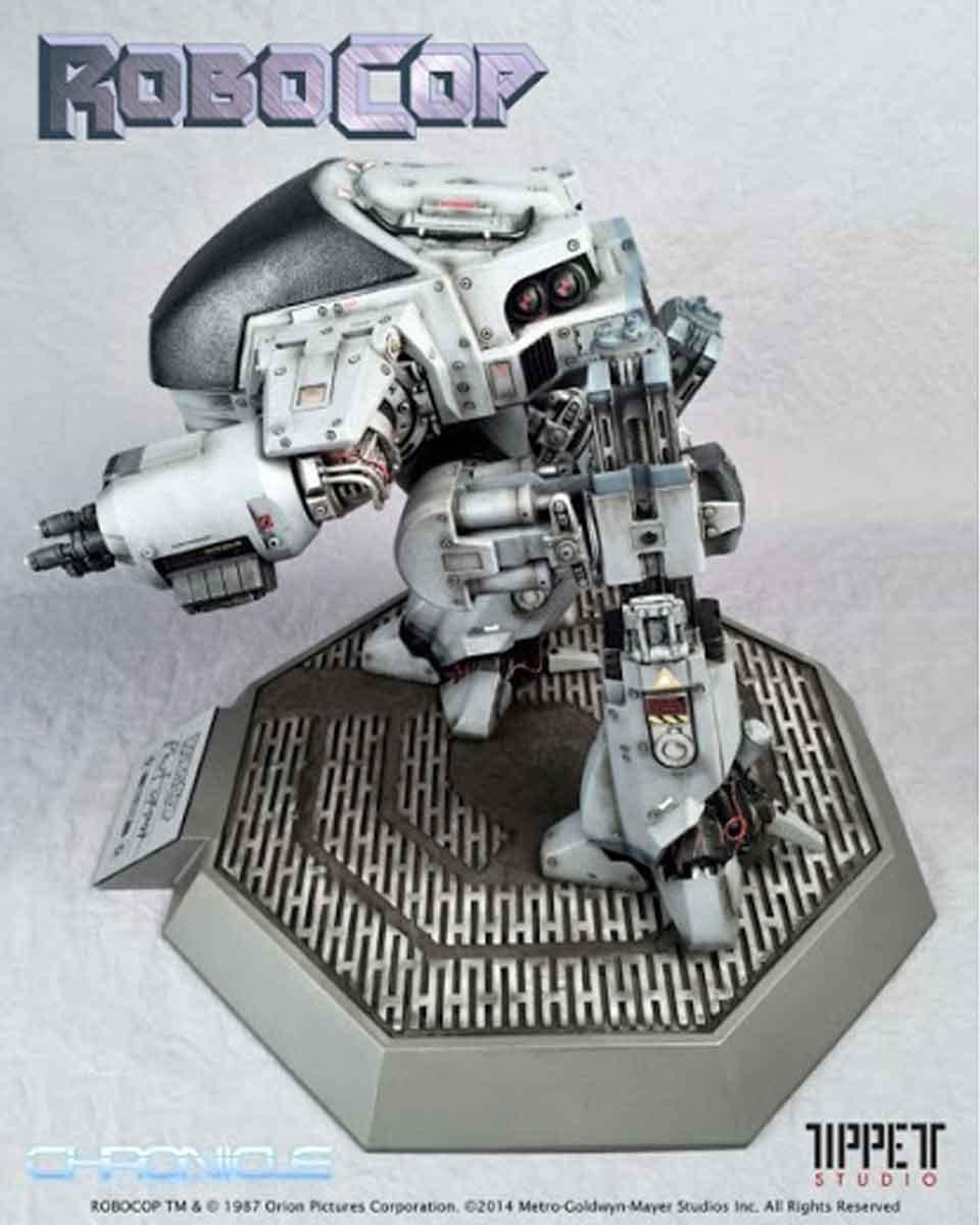Statue Robocop - ED-209