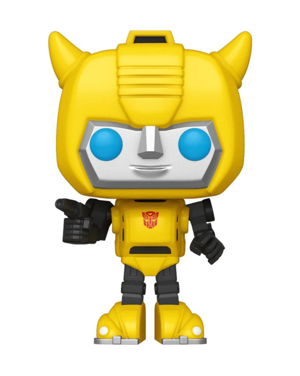 Bobble Figure Transformers POP! - Bumblebee