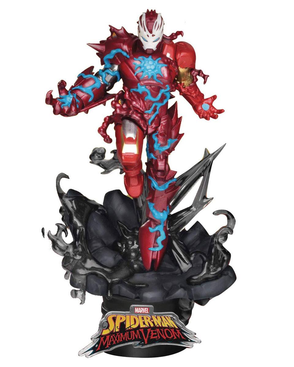 Statue Marvel Comics - Maximum Venom Iron Man