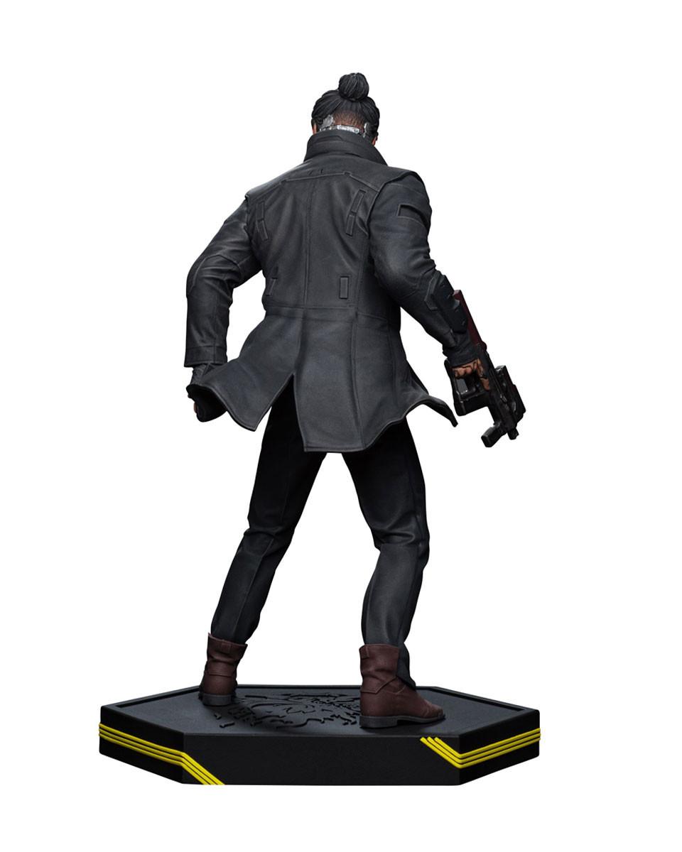 Statue Cyberpunk 2077 - Takemura