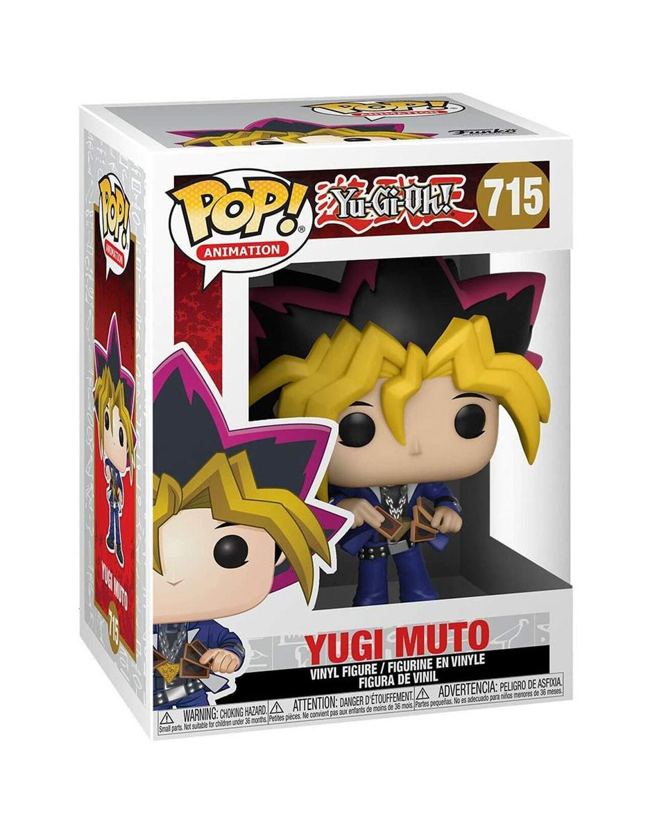 Bobble Figure Yu-Gi-Oh! POP! - Yugi Mutou