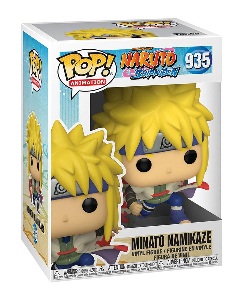 Bobble Figure Naruto POP! - Minato Namikaze
