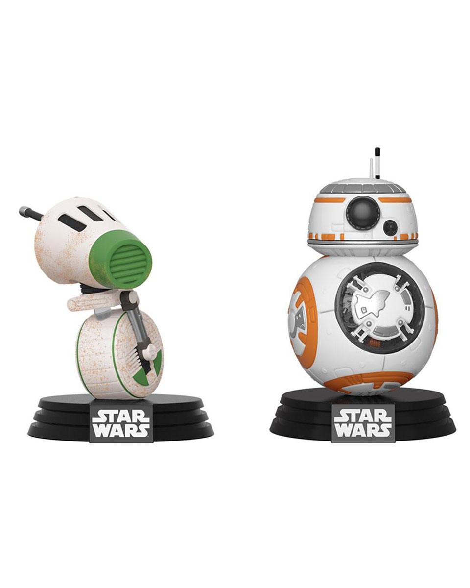 Bobble Figure Star Wars POP! - D-0 & BB-8