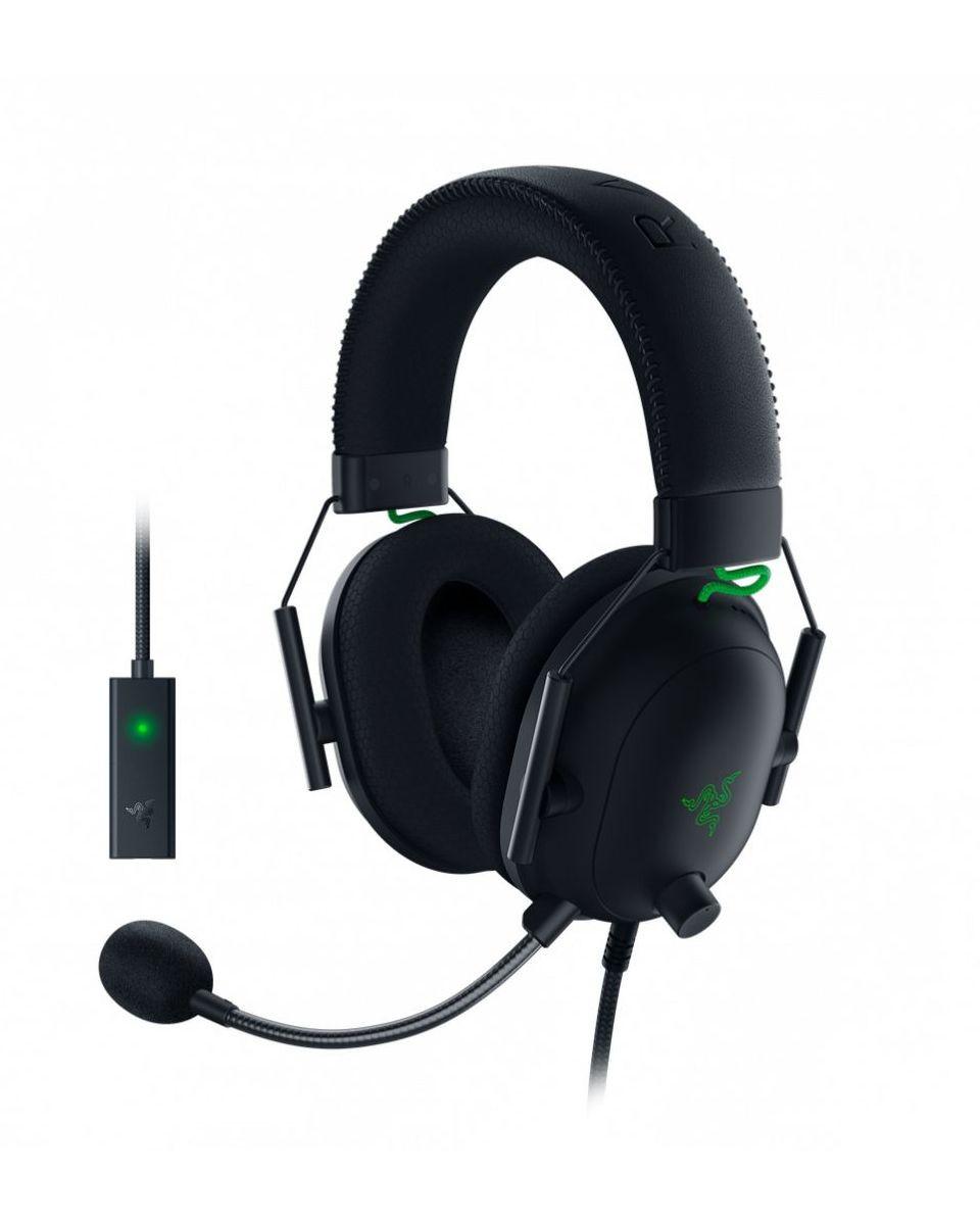 Slušalice Razer Blackshark V2 + USB Sound Card