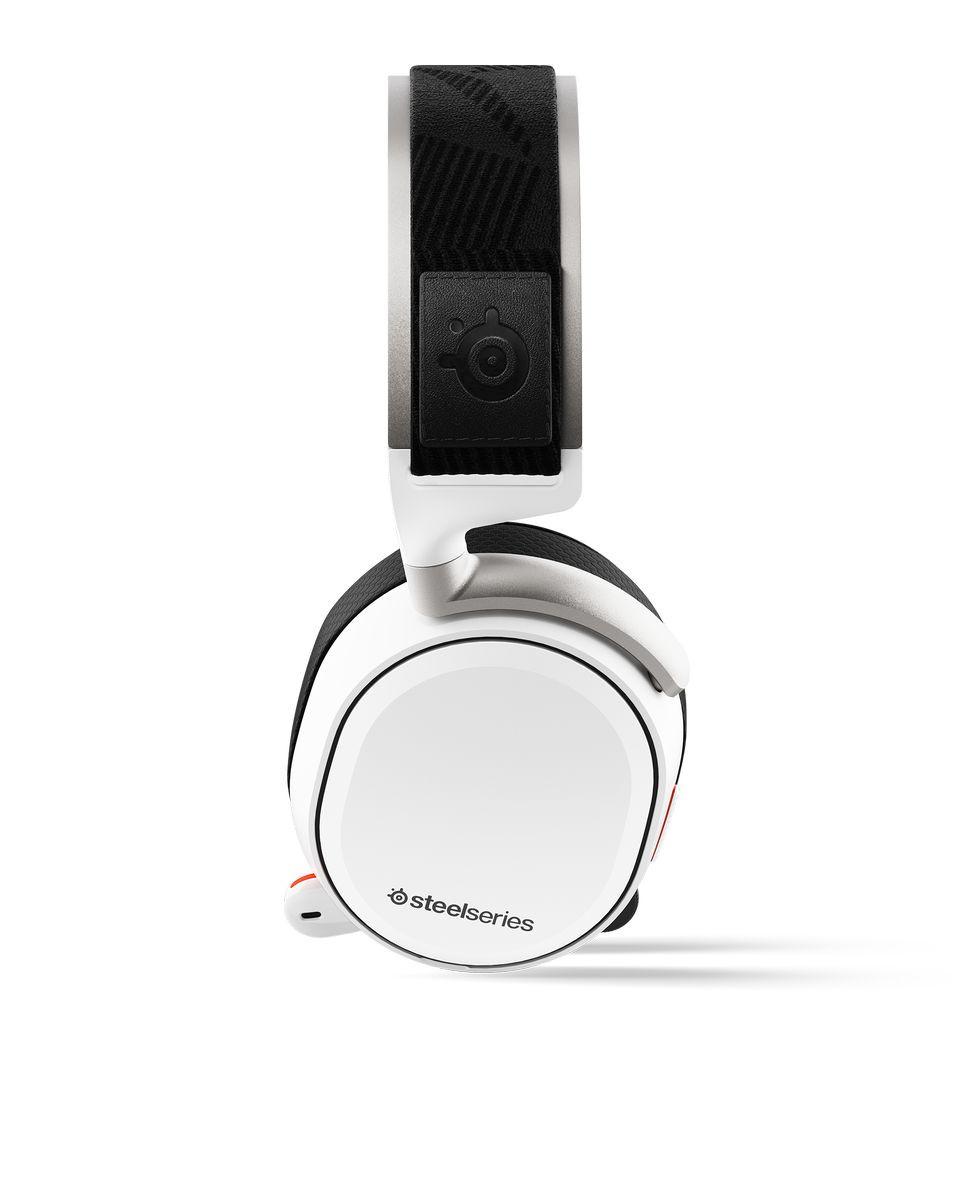 Slušalice Steelseries Arctis Pro Wireless - White