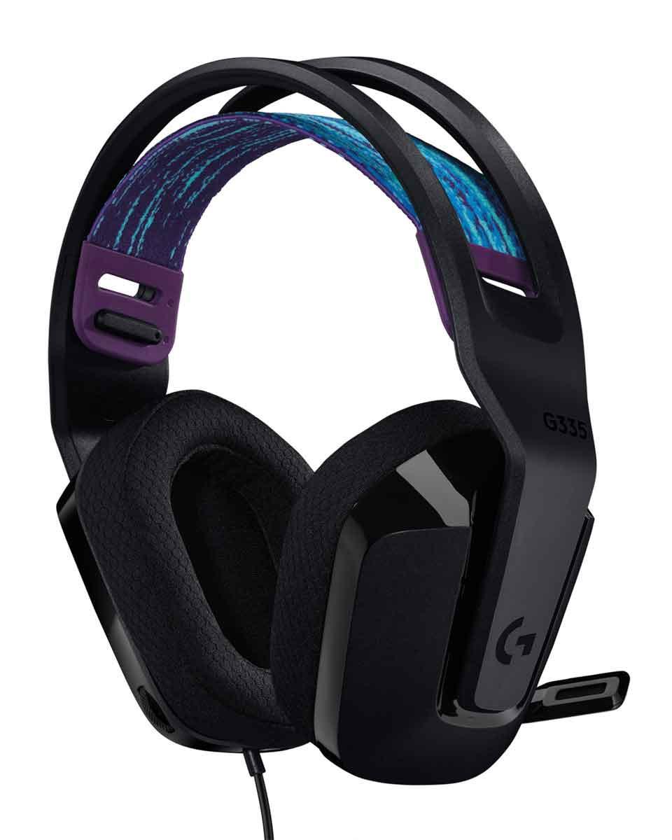 Slušalice Logitech G335 - Black
