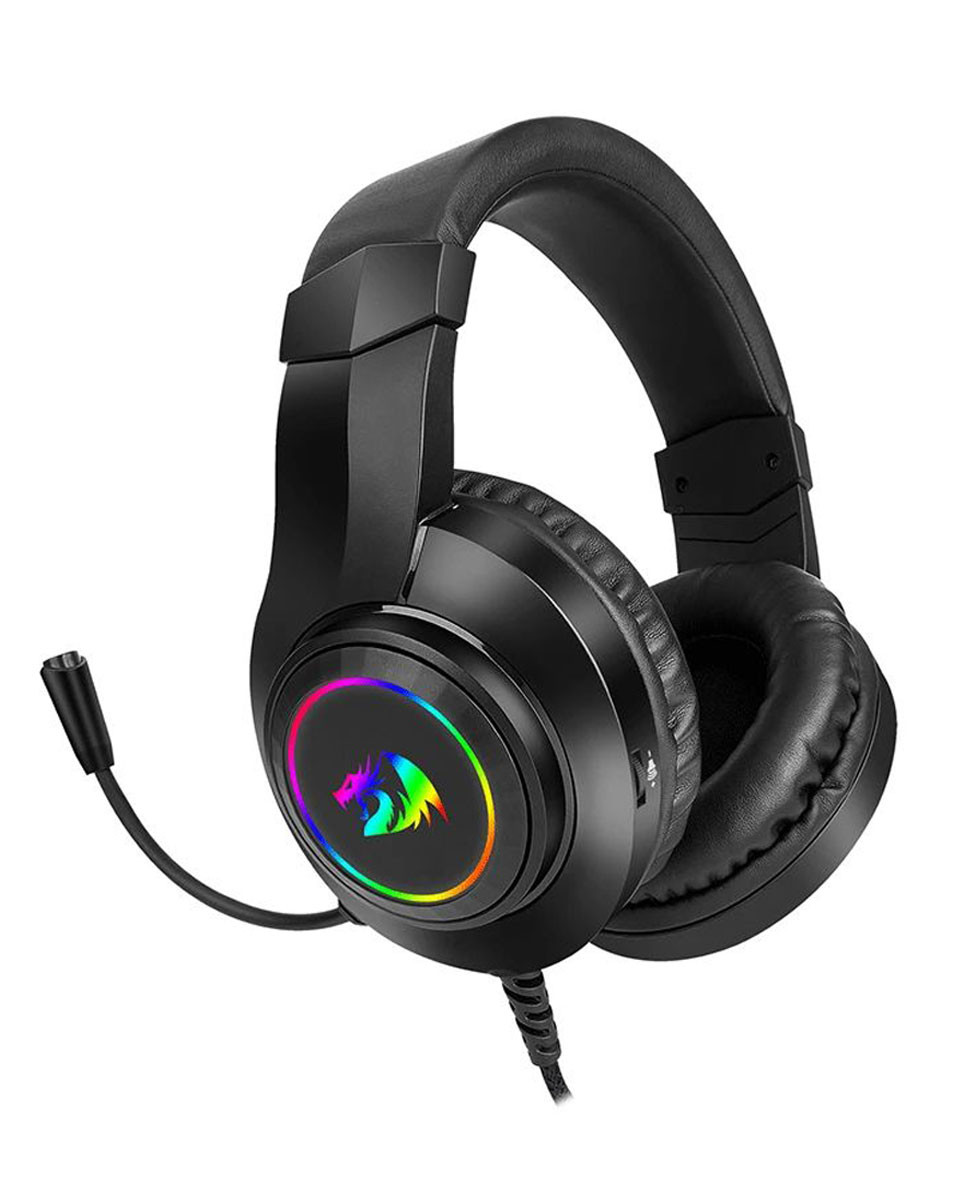Slušalice ReDragon Hylas H260 RGB - Black