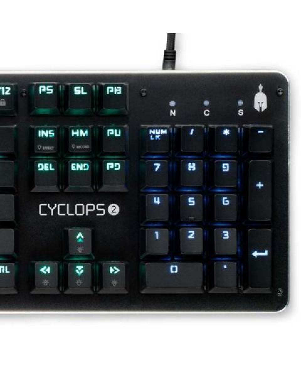 Tastatura Spartan Gear Cyclops 2