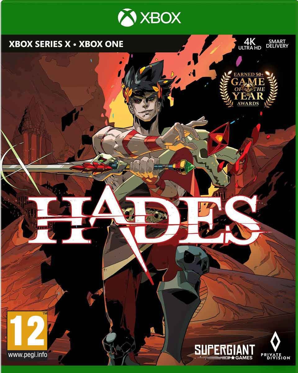 XBOX ONE XBSX Hades
