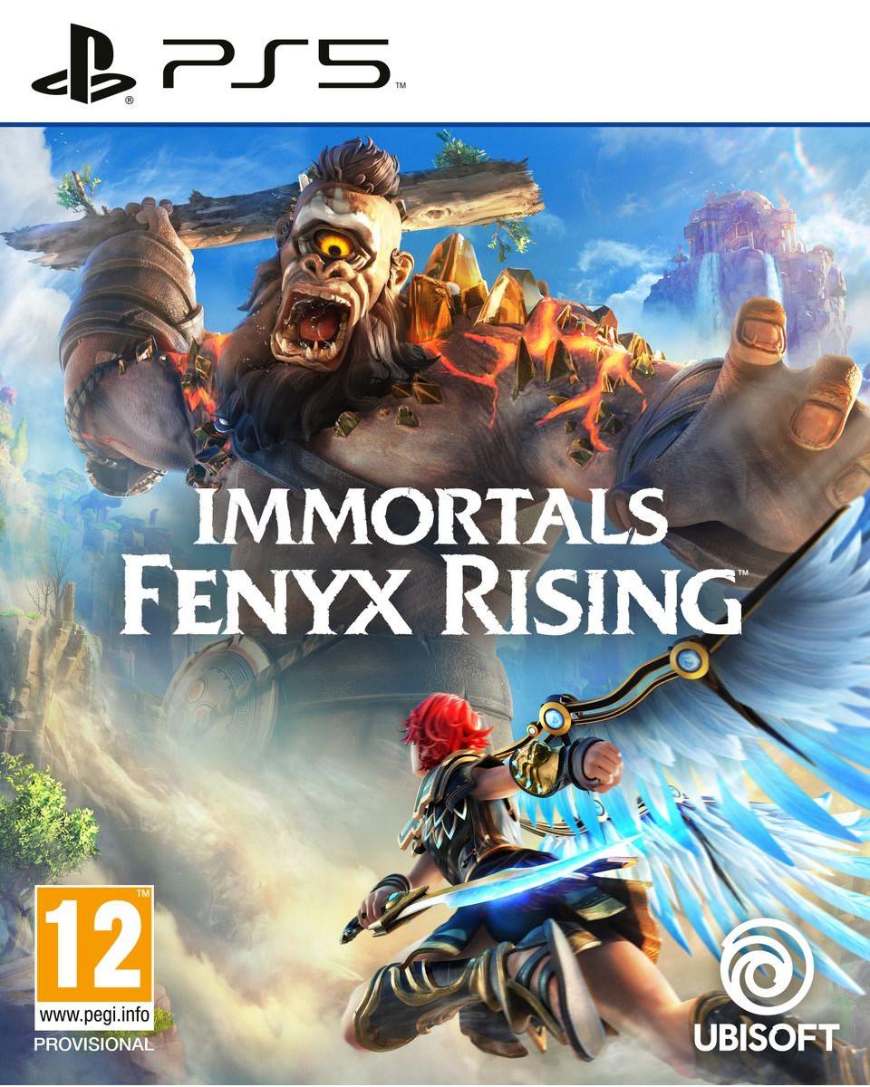PS5 Immortals Fenyx Rising Standard Edition