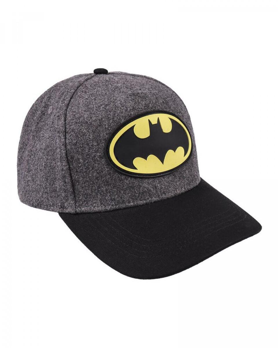 Kačket Batman - Black/Grey