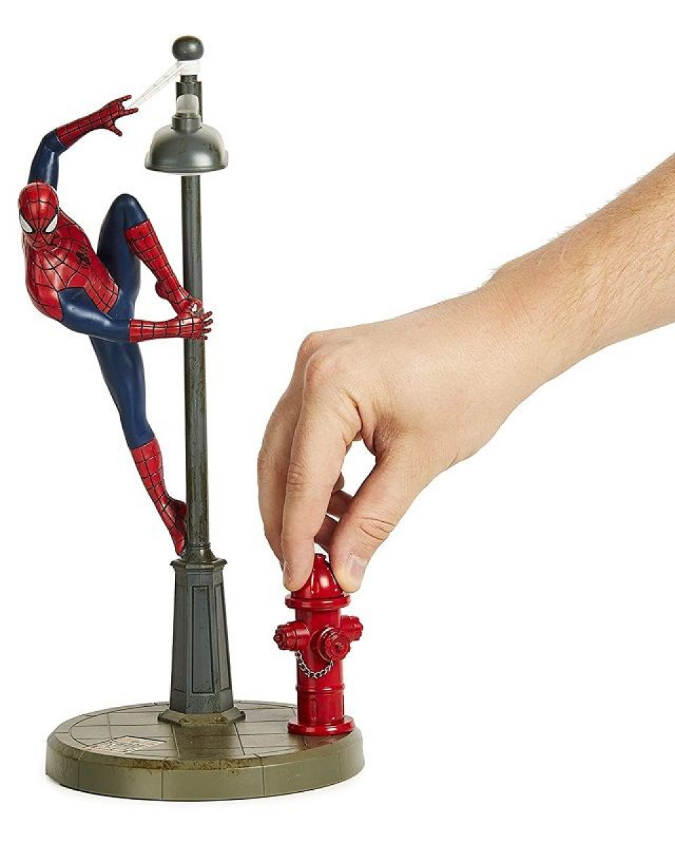 Lampa Marvel - Spiderman
