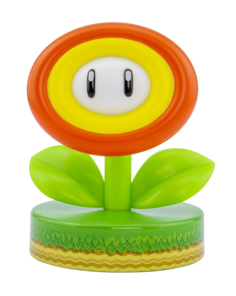 Lampa Paladone Icons - Super Mario - Fire Flower