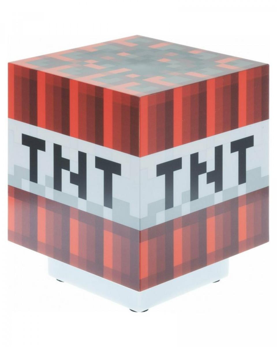 Lampa Paladone Minecraft - TNT Light With Sound