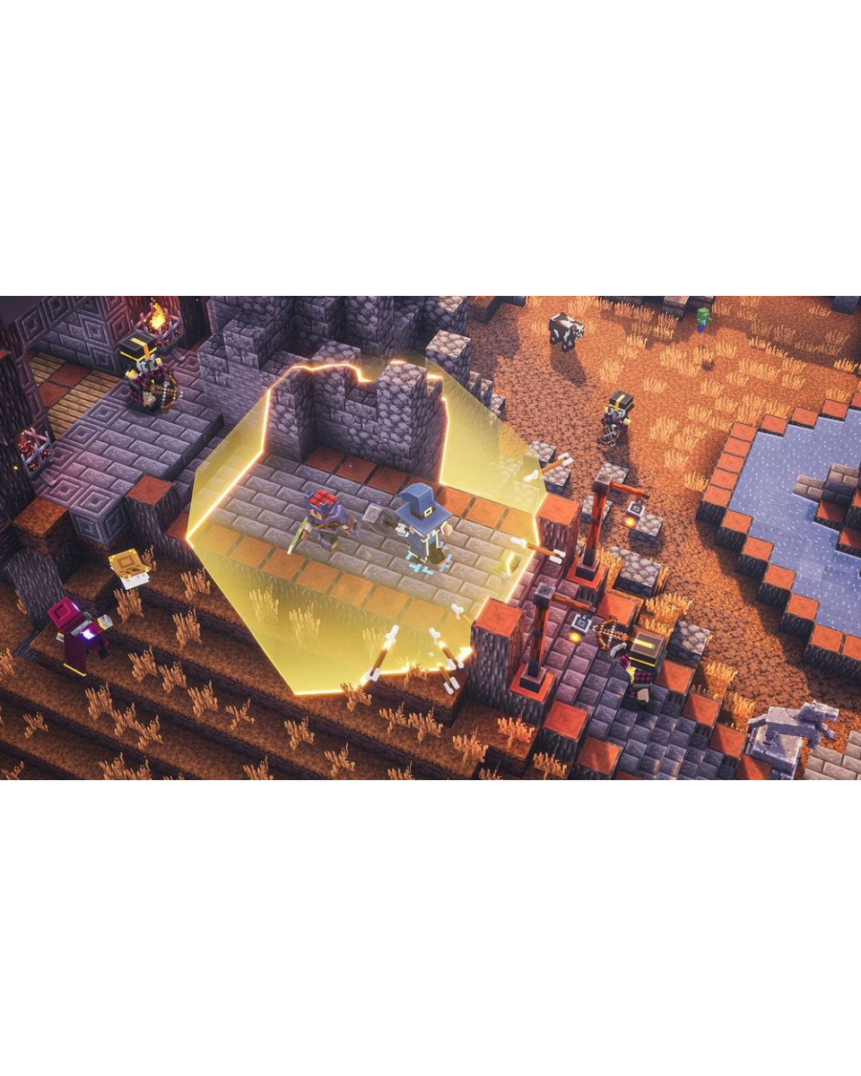 Switch Minecraft Dungeons - Hero Edition