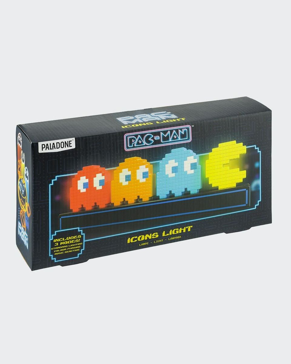 Lampa Paladone Icons - Pac Man and Ghosts Light