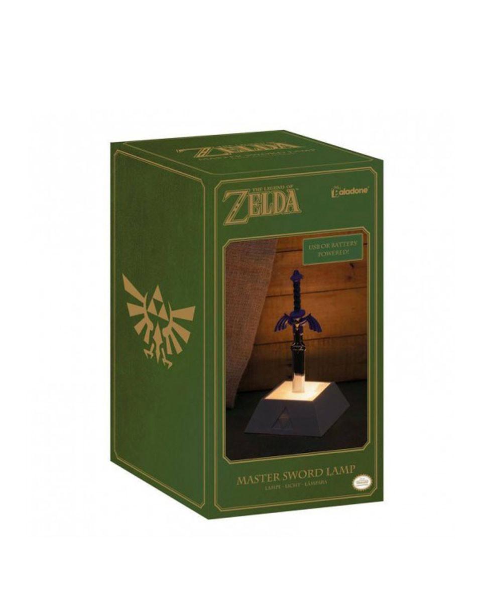Lampa Paladone - The Legend Of Zelda - Master Sword