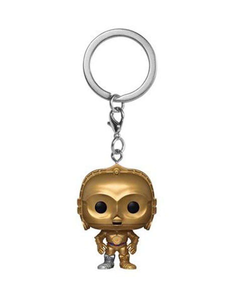 Privezak Pocket POP! Star Wars - C-3PO