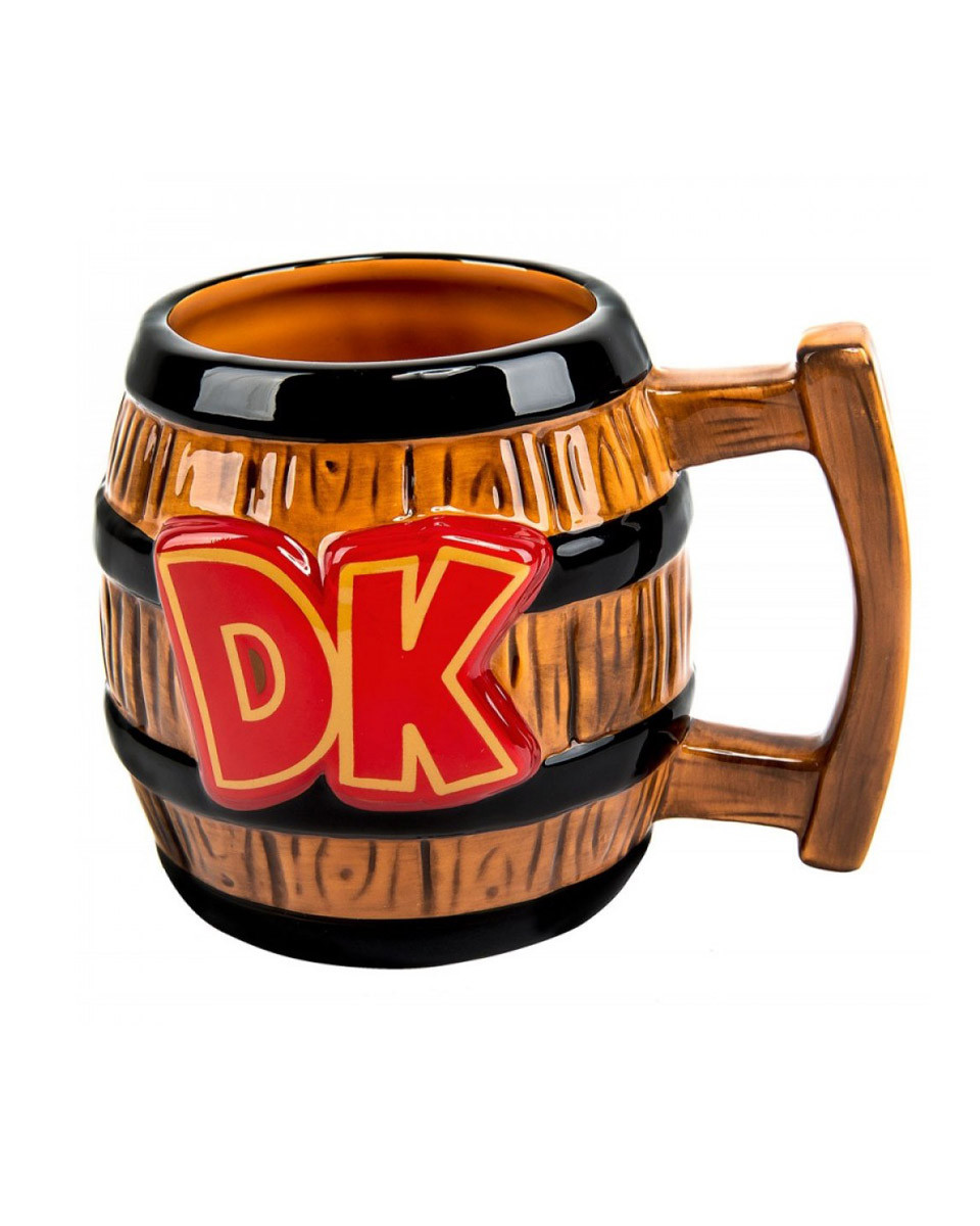 Šolja Nintendo Donkey Kong Shaped Mug