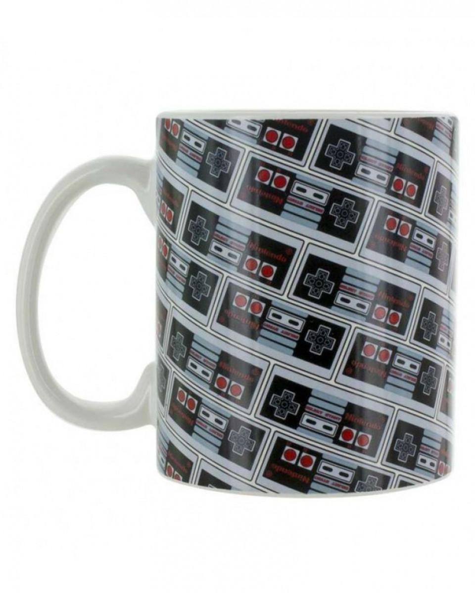 Šolja Nintendo NES Controller Mug