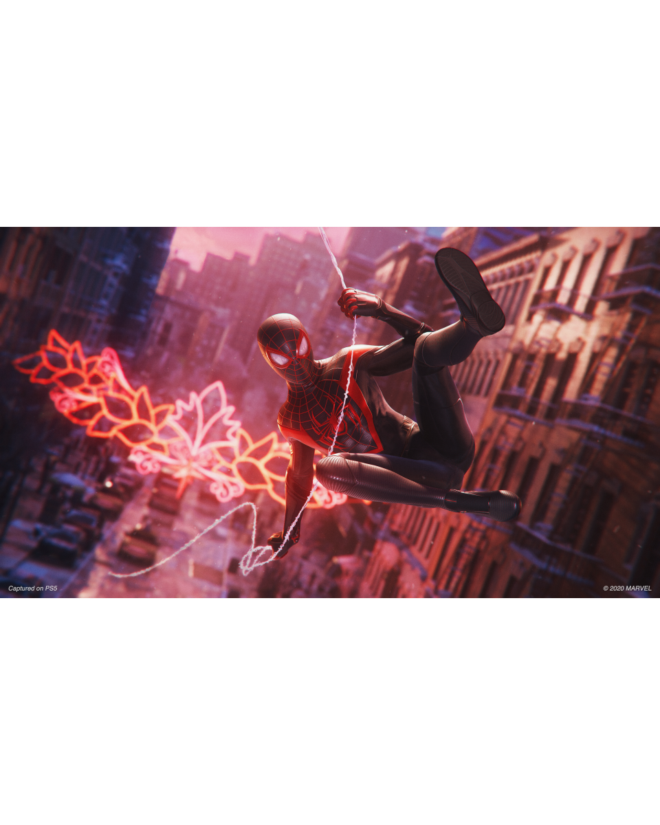 PS5 Marvel's Spider-Man - Miles Morales - Utimate Edition