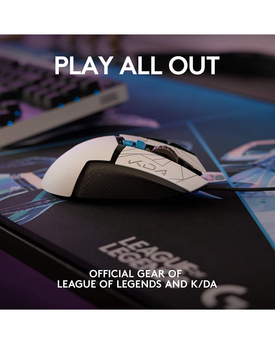 Miš Logitech G502 Hero - League Of Legends - Limited Edition