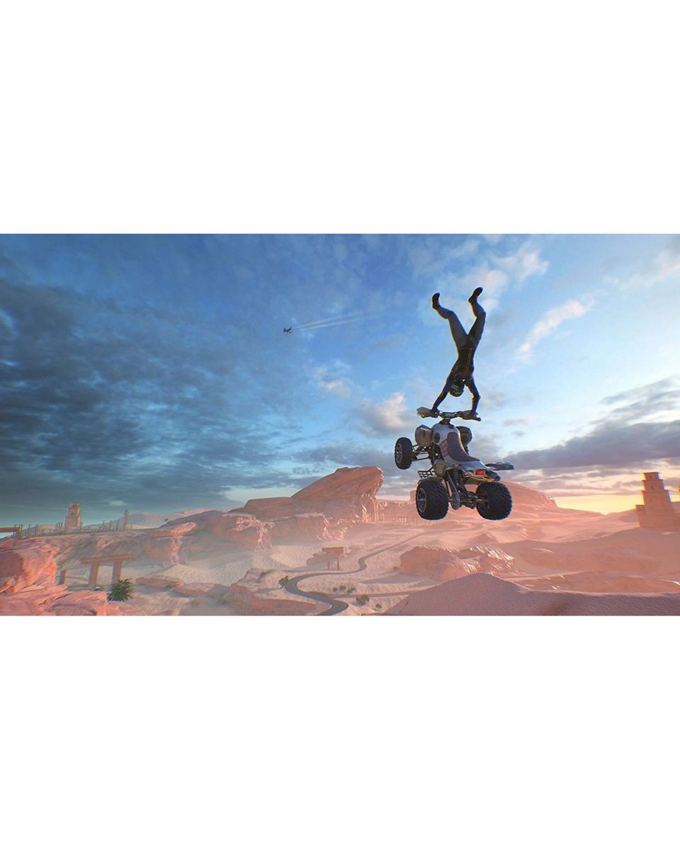 Switch ATV Drift & Tricks