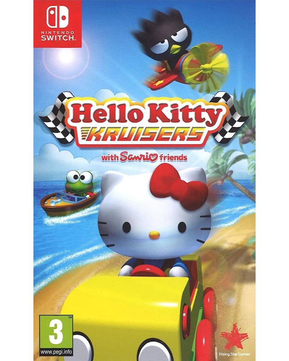 Switch Hello Kitty Kruisers